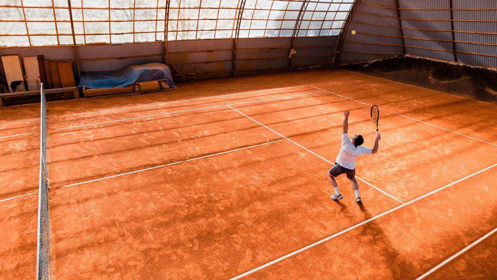 Campi da tennis al coperto Milano Due