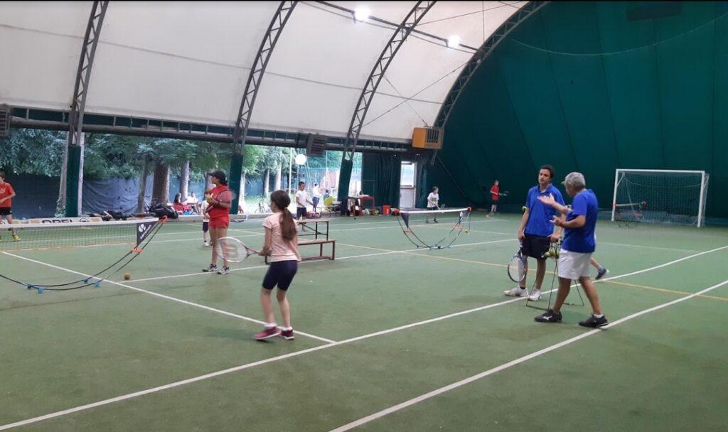 Scuola di tennis Milano