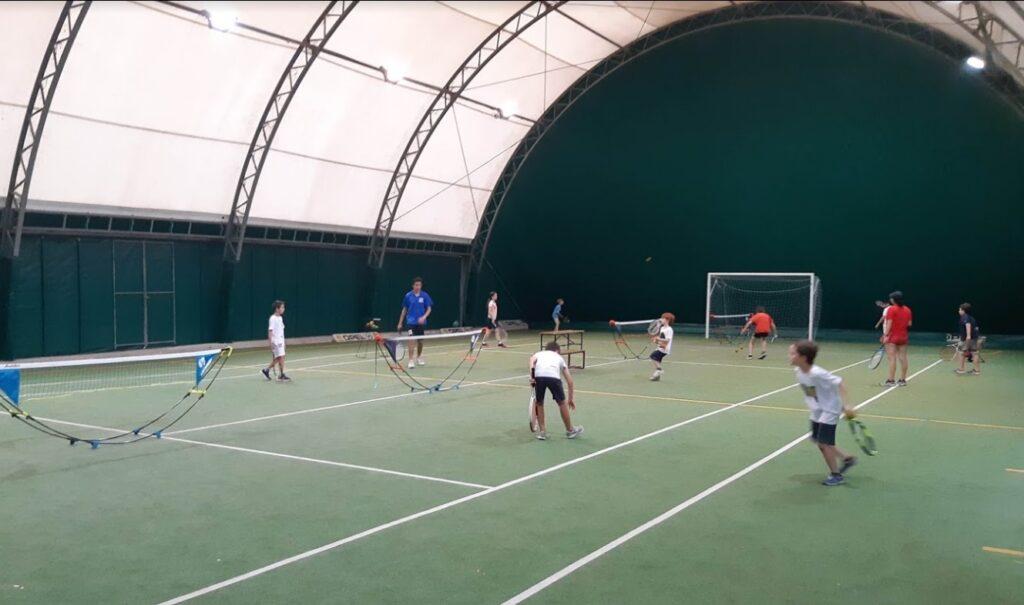 Campi da tennis al coperto Milano